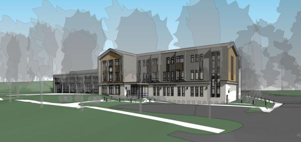 Ashland Public Safety Building Project
